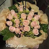 [AC047] 翡翠晴空_20朵翡翠玫瑰花束$1999.jpg