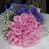 [AC054] 魔影紫光_33朵紫玫瑰花束2999.jpg