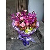 [AC067] 紫花饗宴__萬代蘭花束$1999.jpg