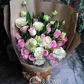 [AE009]你是唯一__20朵玫瑰花束$2099.jpg