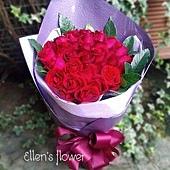 [AE070] 愛的奇蹟__24朵紅玫瑰花束$1599.jpg