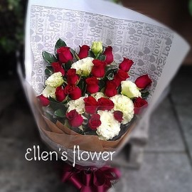[AE109] 情人玫瑰__20朵紅玫瑰花束$1799.jpg