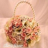 [AM011]珍愛_粉薔薇珍珠提包$1499.jpg