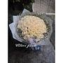 [AC018] 觸動愛_50朵白玫瑰花束$2699.jpg