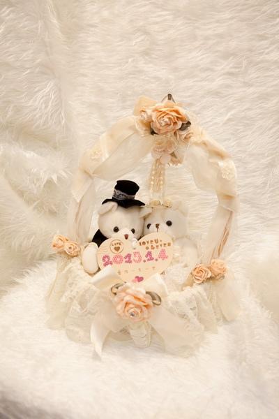 婚禮送客糖果籃