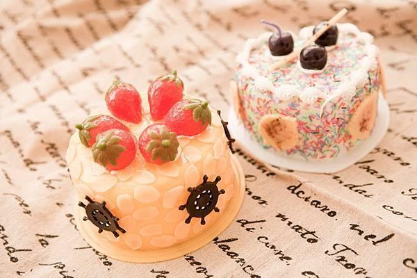 婚紗拍攝道具-蛋糕
