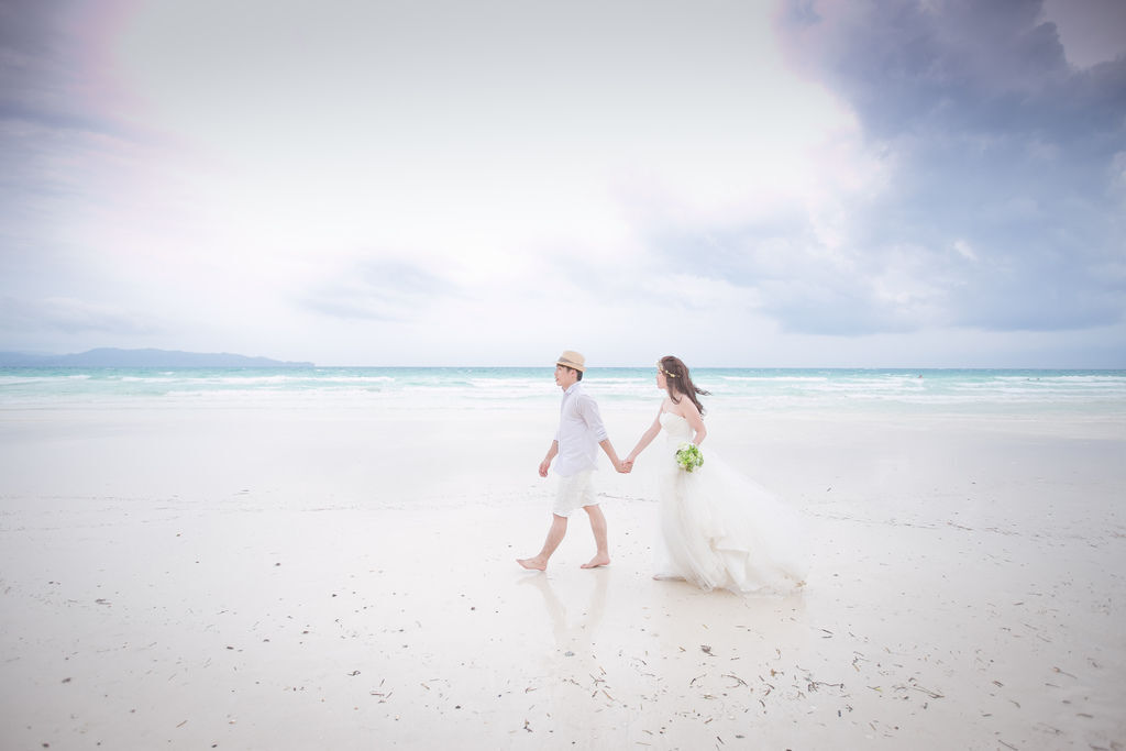 婚紗拍攝道具-新娘捧花