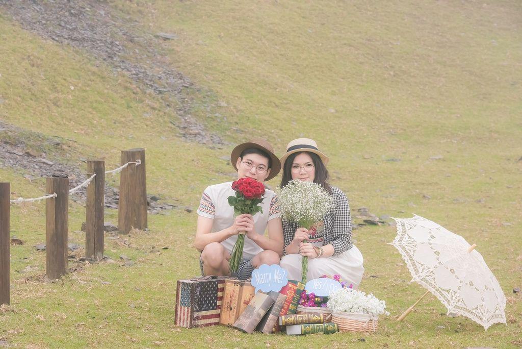 台灣婚紗攝影-台中清境農場(3)