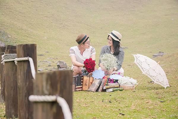 台灣婚紗攝影-台中清境農場(4)
