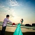 高雄婚紗景點-西子灣
