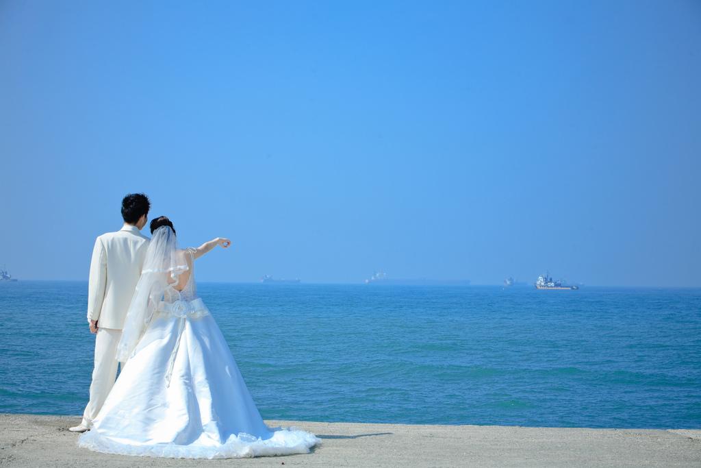 高雄主題婚紗-旗津