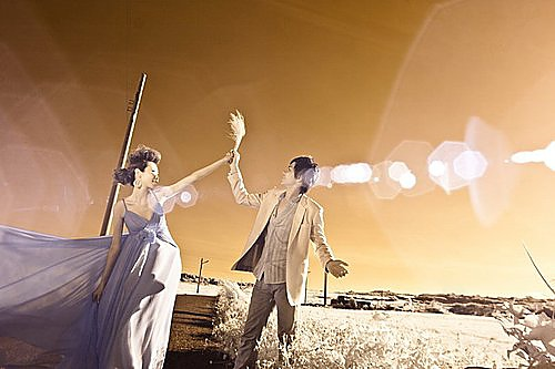 【高雄】【婚紗照】【作品集-艷夏墾丁】【推薦】