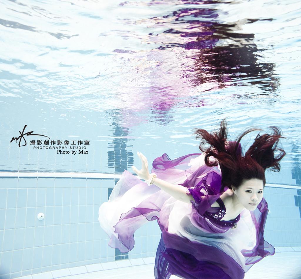 【高雄】【推薦】【情侶照】【游泳池】【水中攝影】