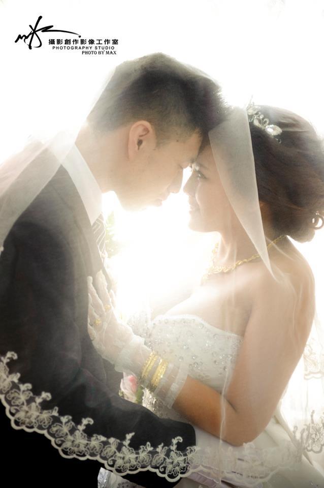 婚紗照-純愛風格