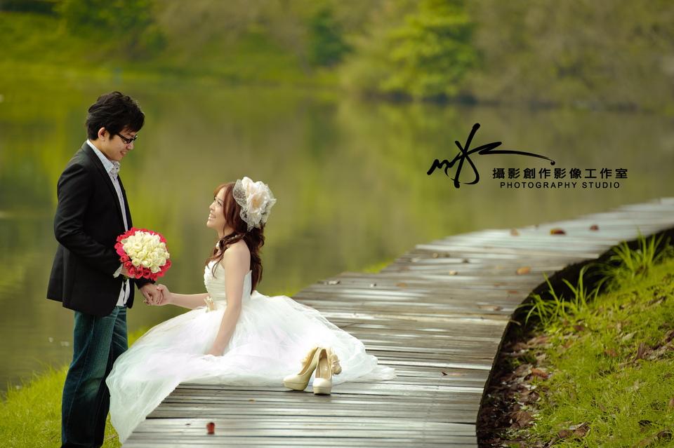 【婚紗照】【婚紗攝影】【作品集】
