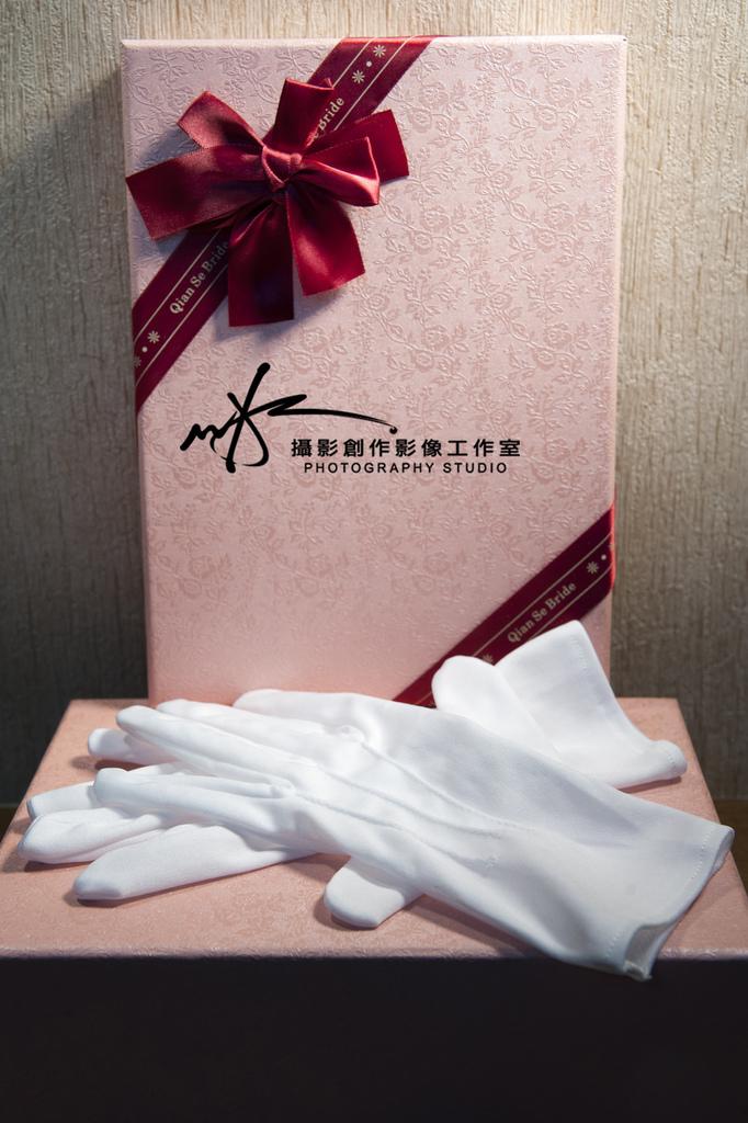 結婚用手套