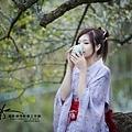 【人像寫真藝術照】南投柳家花園-小橘