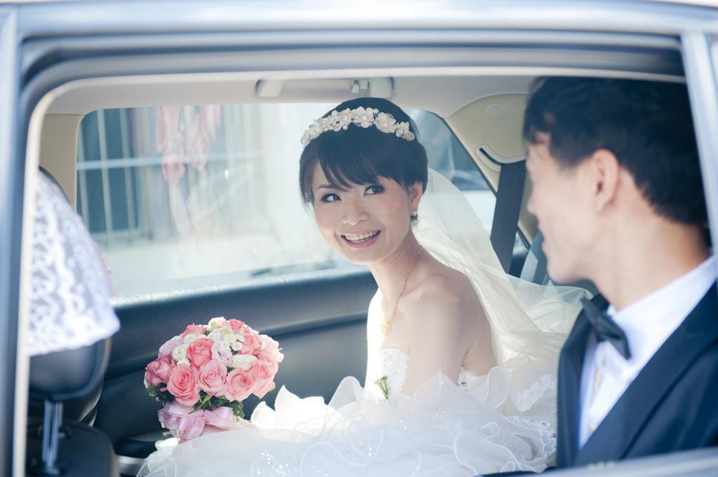 【婚攝】【婚禮紀錄】感謝新人鵬貴+毓婷強力親友介紹