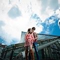 情侶寫真-藝術照-高雄-美麗島