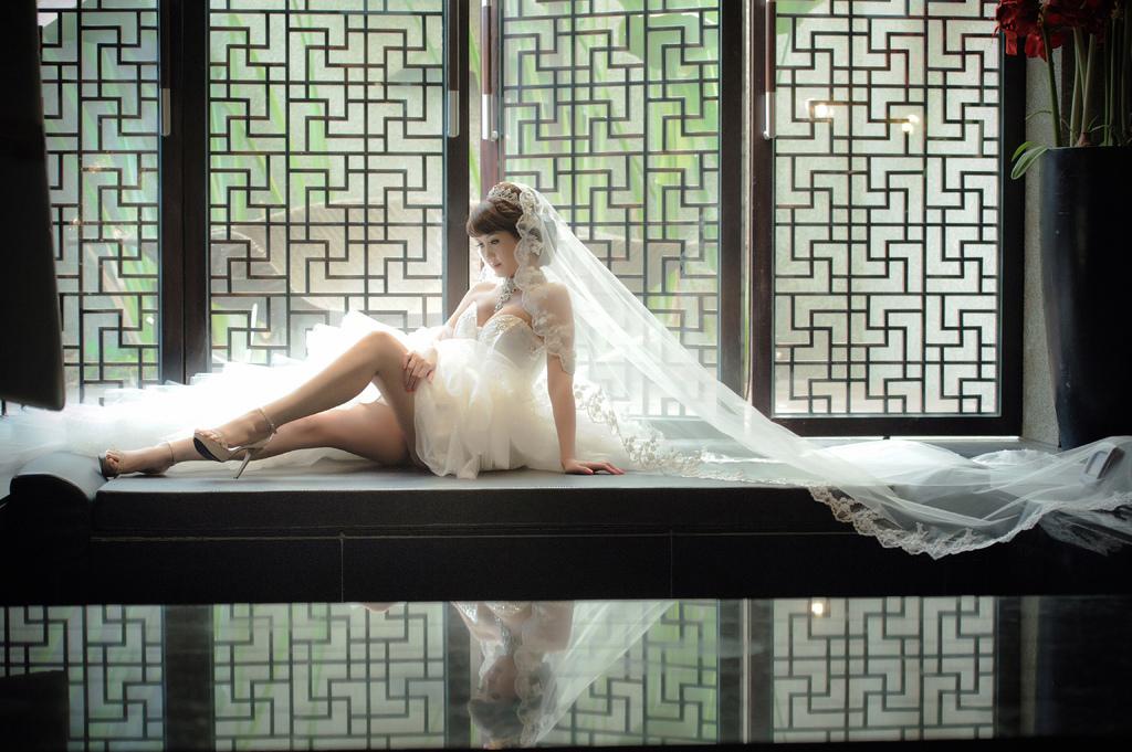 【高雄婚紗】【景點推薦】【婚紗照】愛河--路竹藏玉汽車旅館_4380