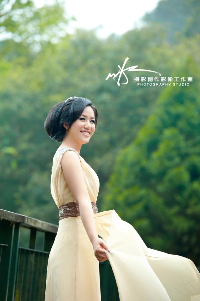 自助婚紗婚紗照-環潭步道-感謝榮輝&佳音向親友強力推薦