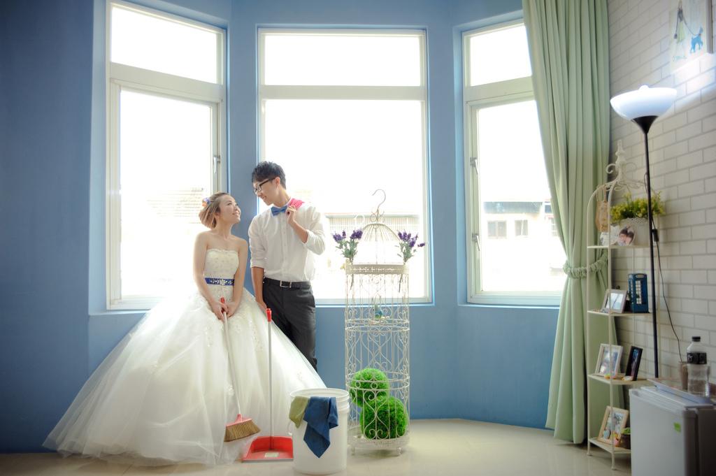 自助婚紗-婚紗照:張哲源&翟翊涵(2)