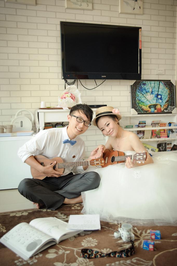 自助婚紗-婚紗照:張哲源&翟翊涵(13)