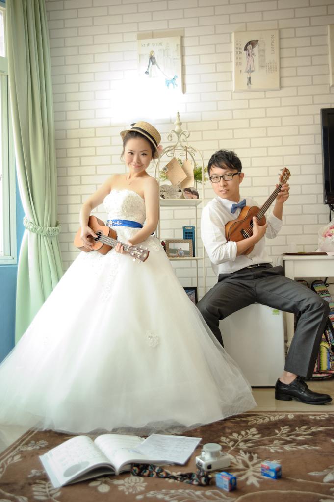 自助婚紗-婚紗照:張哲源&翟翊涵(16)