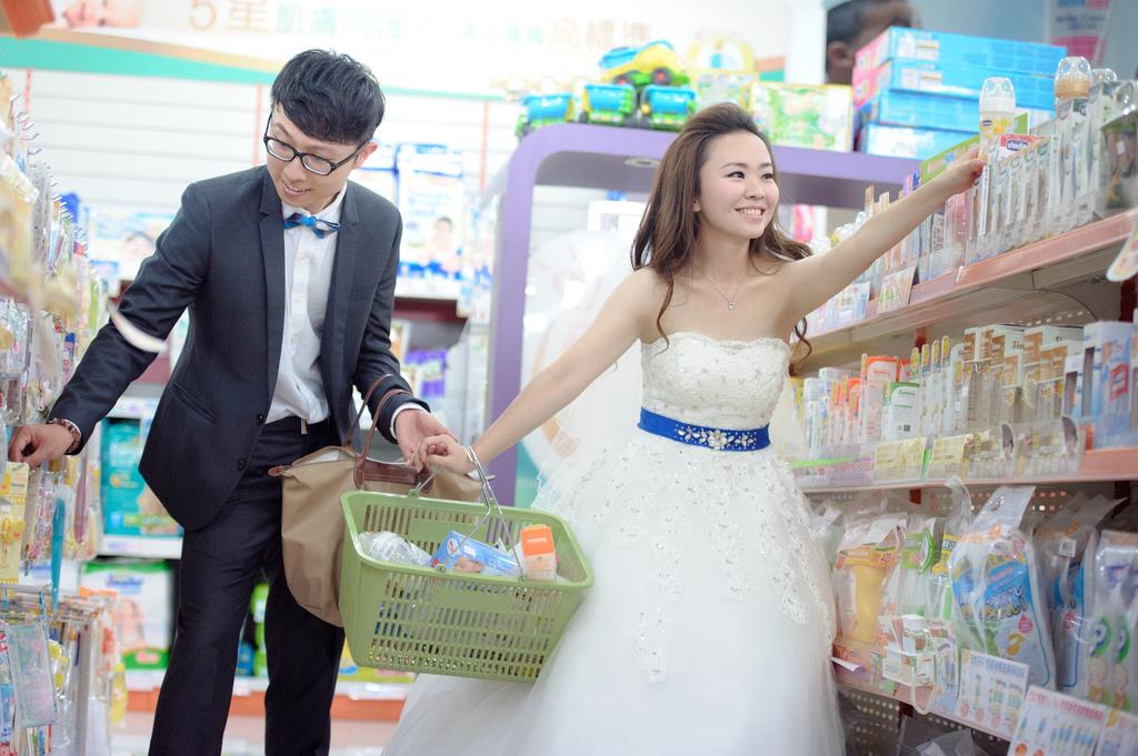 自助婚紗-婚紗照:張哲源&翟翊涵(29)