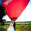 台東熱氣球婚禮攝影