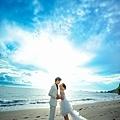 【愛之蒼穹】婚紗照