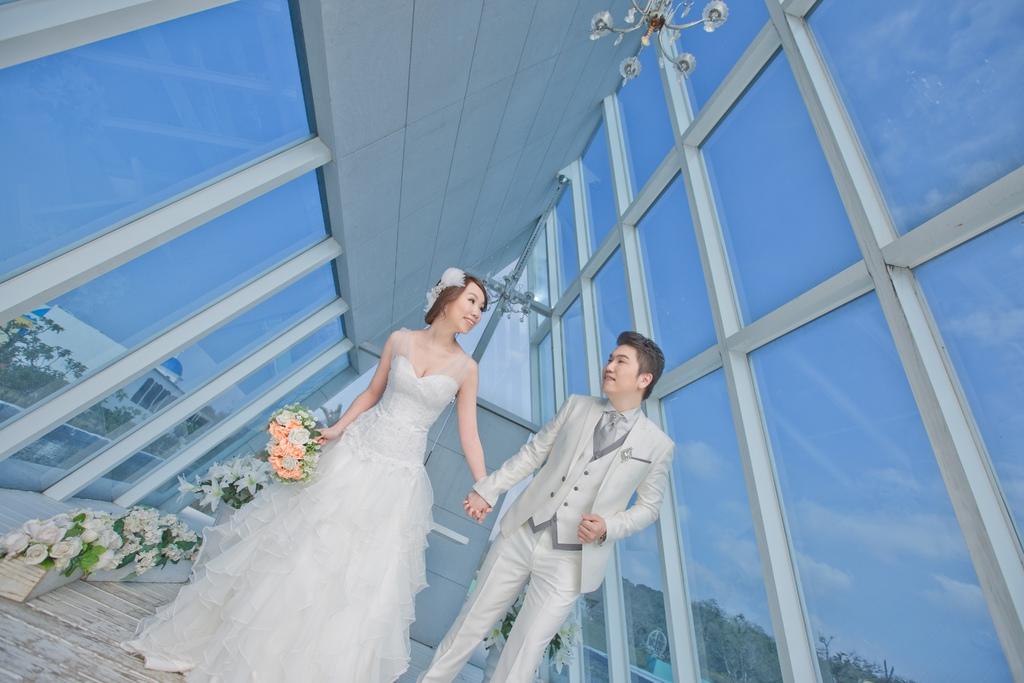 婚紗攝影推薦-婚紗照