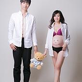 [孕婦寫真/孕婦照/孕媽咪寫真]台北攝影工作室推薦