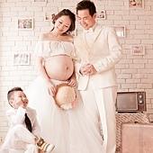 台南自助婚紗工作室-孕婦寫真