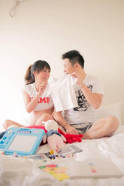 台南婚紗工作室-甜蜜家庭照推薦
