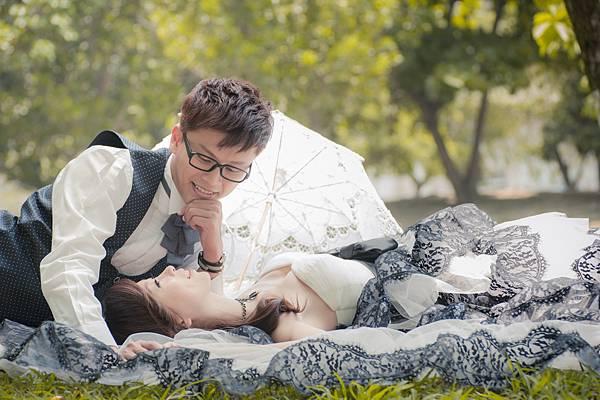 高雄植物園婚紗