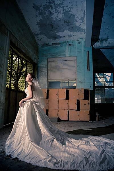高雄婚紗景點推薦:橋頭糖廠