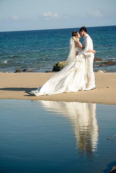 墾丁婚紗拍照景點-推薦白沙灣