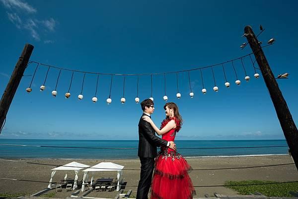 墾丁婚紗拍照景點-推薦佳樂水