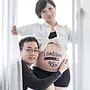 台南婚紗工作室-個性孕婦寫真