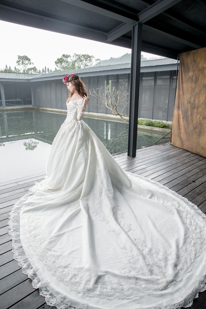 台灣婚紗禮服 品牌