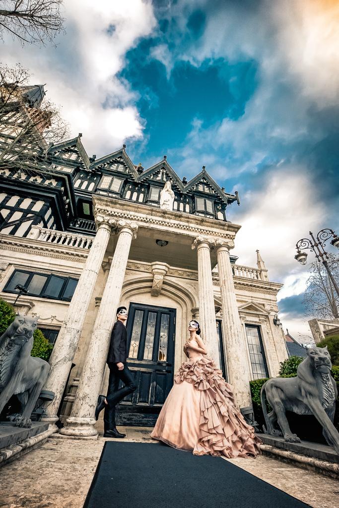 高雄婚紗攝影風格