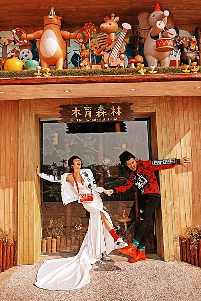 高雄婚紗-愛情產業鏈