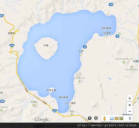 Lake_Kussharo