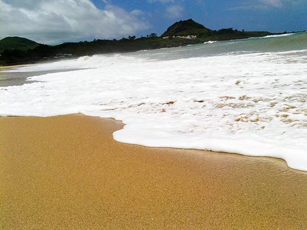 海邊的曲線