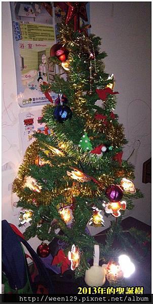 2013年聖誕樹