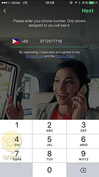Grab taxi (跟uber一樣)_4462.jpg