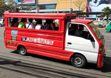 吉普尼 Jeepney
