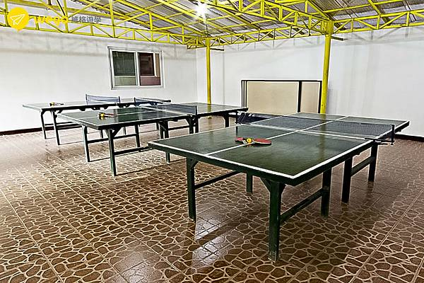 菲律賓克拉克-GS語言學校-桌球.jpg