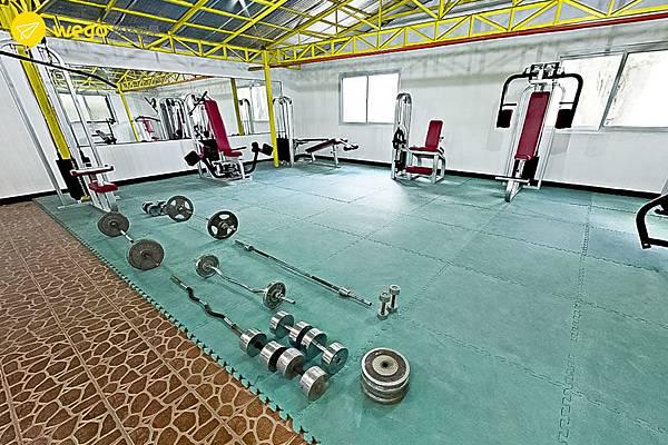 菲律賓克拉克-GS語言學校-健身房.jpg